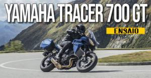 Ensaio Yamaha Tracer 700 GT de 2019 – Uma Sport Tourer multiuso com excelente relação preço/prestações thumbnail