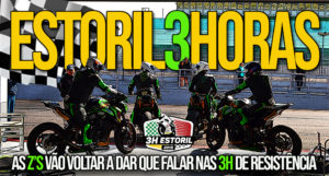 As Kawasaki Z900 do Troféu ZCUP vão alinhar nas 3 Horas do Estoril com 5 Equipas e 12 pilotos thumbnail