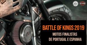 Harley-Davidson anuncia a personalização que representará Espanha e Portugal na final da competição mundial de customização Battle of the Kings thumbnail