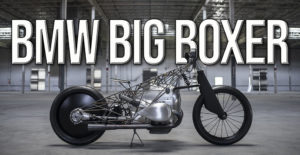 BMW Birdcage – Big Boxer da Revival Cycles thumbnail