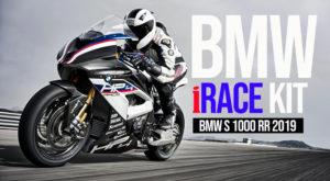 Kit iRACE para a BMW S 1000 RR de 2019 thumbnail