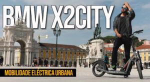 BMW X2CITY – Uma tendência de mobilidade eléctrica urbana que ganha cada vez mais força thumbnail