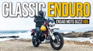 "Ensaio Moto Guzzi V85 – Uma ""Clássica Enduro"" que promete desestabilizar thumbnail"