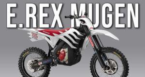 Mugen E.Rex – Uma nova eléctrica de motocross thumbnail