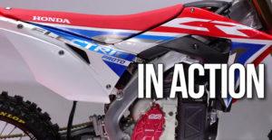 Honda CR Electric – Primeiras imagens do protótipo em pista thumbnail