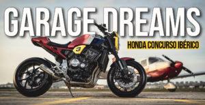 1ª Edição do Concurso Ibérico Honda Garage Dreams já tem moto vencedora! thumbnail