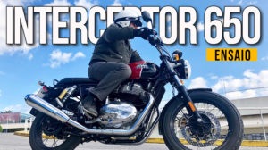 "Ensaio Royal Enfield 650 Interceptor – ""Classic Perfection"" thumbnail"