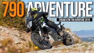 Ensaio KTM 790 Adventure – Uma versão Adventure/Trail para todos os dias e todos os desafios thumbnail