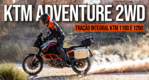 Tração integral AWD para as KTM Adventure 1190 e 1290 thumbnail