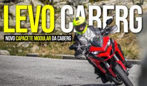 LEVO é o novo Capacete Modular da marca Caberg thumbnail