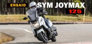 SYM Joymax Z125: Argumentos fortes thumbnail