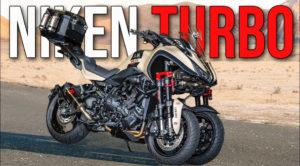 Yamaha NIKEN Turbo – Uma preparação brutal dos australianos Trooper Lu's Garage thumbnail