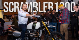 Apresentação em Lisboa da Triumph Scrambler 1200 thumbnail