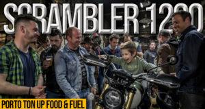 Apresentação Oficial da nova Triumph Scrambler 1200 no Porto thumbnail