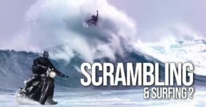 Scrambling & Surfing – Ou como afogar literalmente uma Triumph Scrambler thumbnail