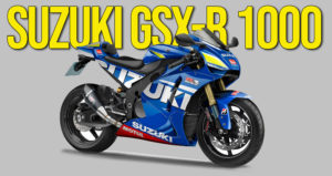 Nova geração da Suzuki GSX-R1000 – Mais rápida e de linhas mais agressivas thumbnail