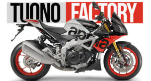Aprilia Tuono V4 1000 Factory – Uma Superbike Naked thumbnail