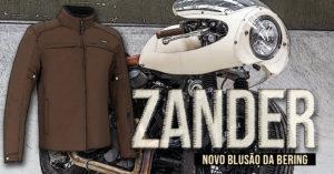 Novo Blusão Zander da Bering thumbnail