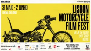 Lisbon Motorcycle Film Festival 2019 / 31 de Maio a 2 de Junho – SAVE THE DATE thumbnail
