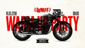 Lisbon Motorcycle Film Festival – Warm UP Party – HOJE em Marvila thumbnail