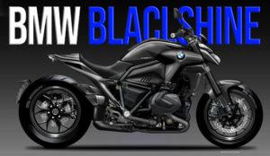 BMW R 1250 C Blackshine de Oberdan Bezzi thumbnail