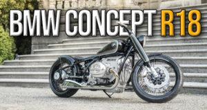 BMW Motorrad Concept R18 – A tradição e o futuro da BMW Motorrad integrados numa Custom Bike perfeita thumbnail