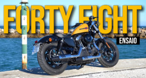 "Ensaio Harley-Davidson Sporster ""Forty Eight"" 2019 thumbnail"