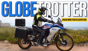 Ensaio BMW F 850 GS Adventure – a Versão GlobeTrotter thumbnail