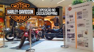 Cascais Shopping Recebe Exposição Sobre os 116 Anos da Harley-Davidson thumbnail
