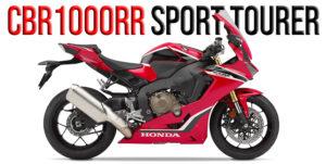 Honda CBR1000RR Sport Tourer – Será novidade para 2020 ? thumbnail
