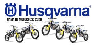 Husqvarna apresenta a sua gama de Motocross 2020 de 2 e 4 Tempos thumbnail