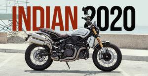 """Indian prepara o lançamento de novos modelos 1200 """"Adventure"""" e """"Street"""" thumbnail"""