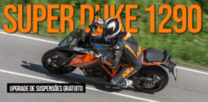 Upgrade gratuito nas suspensões da KTM 1290 Super Duke GT 2016-2018 thumbnail