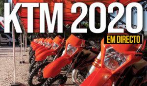 KTM apresentação nova gama EXC 2020 em Espanha thumbnail