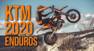 Novas KTM Enduro 2020 apresentadas em Espanha thumbnail