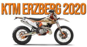 A KTM irá apresentar hoje a sua gama Enduro 2020 thumbnail
