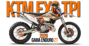 As novas KTM EXC TPi 2020 a 2 Tempos ao pormenor thumbnail