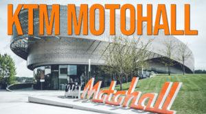 KTM INAUGURA O MUSEU KTM MOTOHALL DE MATTIGHOFEN thumbnail