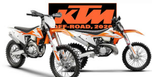 NOVA GAMA KTM XC 2020 OffRoad a 2 e 4 Tempos thumbnail