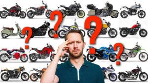 Qual o tipo de moto ideal…para quem só pode ter uma? thumbnail