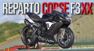 MV Agusta F3XX – Uma moto de competição/cliente preparada pelo Reparto Corse da MV thumbnail