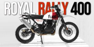 Royal Rally 400 – Uma versão especial preparada pela FUEL thumbnail