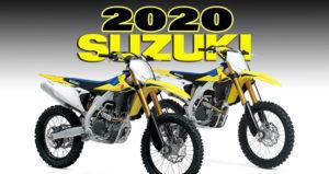 Apresentados os Novos modelos Suzuki OffRoad 2020 – Suzuki RM's e DR's thumbnail
