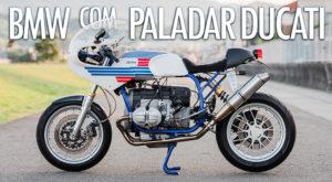 Uma BMW muito…Ducati thumbnail