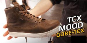 Botas TCX MOOD GORE-TEX – Estilo jovem e descontraído thumbnail