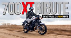 Ensaio Yamaha XSR 700 XTribute – Tributo à mítica Yamaha XT 500 thumbnail