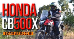 Ensaio Honda CB 500X de 2019 – Mais versátil e com melhor desempenho OffRoad thumbnail