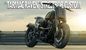 Corvo do Alcatrão: Uma Street Bob personalizada thumbnail
