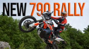 Nova KTM 790 Adventure R Rally – Edição Limitada para 2020 thumbnail