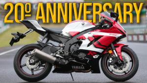 Homenagem espectacular à Yamaha R6 de 1999 com edição especial pela GK Dynamics thumbnail